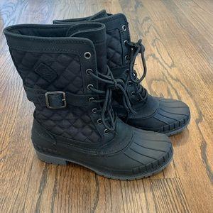 Kamik Sienna Duck Boot in Black